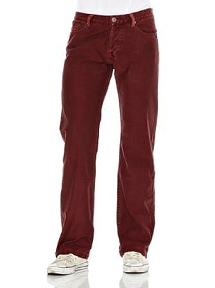 Kolapso Pantalón Classic Regular (Granate)