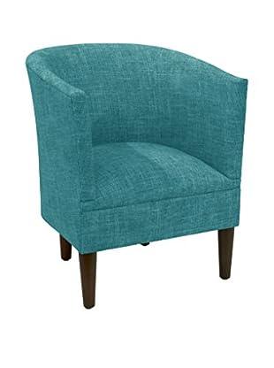 Skyline Zuma Wicker Park Chair, Peacock