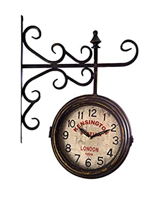 Deko Market Reloj De Pared Duplex
