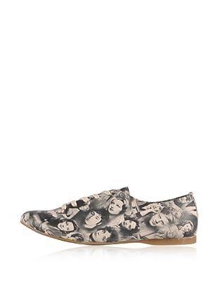Dogo Zapatos Oxford Dogo All Star (Crema)