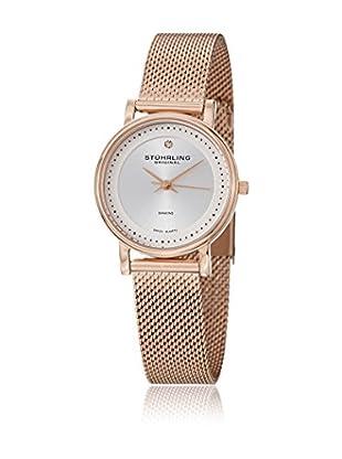 Stührling Original Uhr mit Schweizer Quarzuhrwerk Lady Casatorra Elite 734LM.05 rosa 29  mm