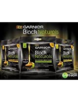 Garnier Black Naturals Hair Color,  Shade-1