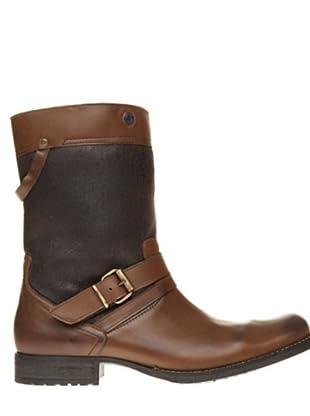 Norbrand Botas Troy (marrón oscuro  /  marrón)