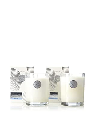 The Soi Co. Set of 2 13.5-Oz Winter Luxe Box Candles