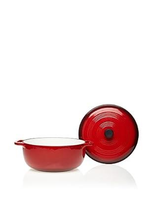Lodge Color Dutch Oven, Island Spice Red, 7.5-Quart