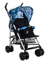 Mee Mee MM8379 Baby Stroller (Blue)