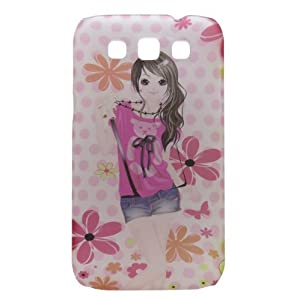 Snooky Girl Back Case Cover For Samsung Galaxy Grand Quattro I8552 Td8422