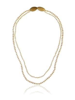Himatsingka Double Strand Pearl Necklace