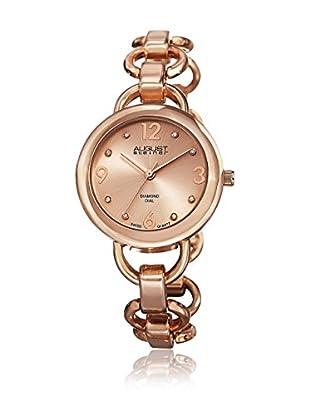 August Steiner Reloj 34 mm AS8132RG (Dorado)