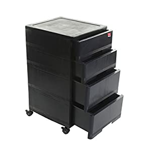 Mebelkart Cello Storewell Chest of Drawers (Set of 2)