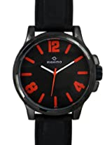 Maxima Attivo Analog Black Dial Men's Watch - 26573PAGB