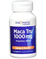 Enzymatic Therapy Better World Maca Tru, 30 Tabs