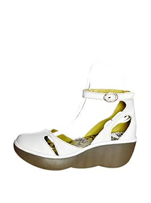 Fly London Zapatos Bessie (Blanco)