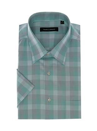 Pierre Clarence Camisa de manga corta (Verde)