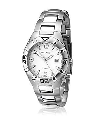 SEKONDA Reloj de cuarzo Unisex 1077.71 goldfarben