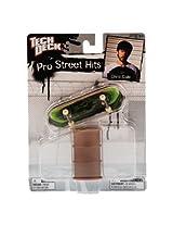 Chris Cole Finger Skateboard And Barrel