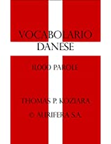 Vocabolario Danese (Danish Edition)