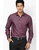 Brown Full Sleeve Formal Shirt