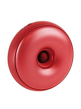 Lexon Hoop Speaker, Red