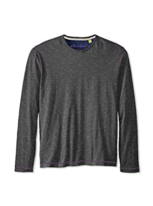 Robert Graham Men's Riftstone Crew Neck Pullover Tee