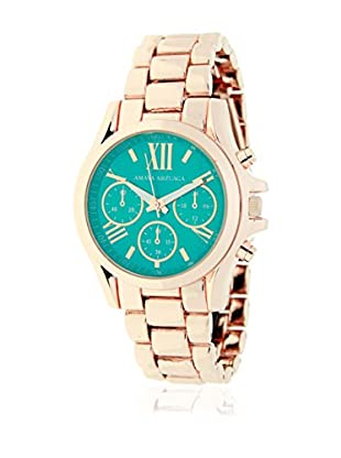Amaya Arzuaga Reloj de cuarzo Unisex 15RJ0001 38 mm