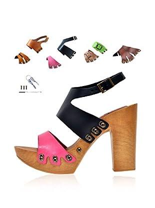 Laura Moretti Pantolette / Sandalette 64 tlg. Set