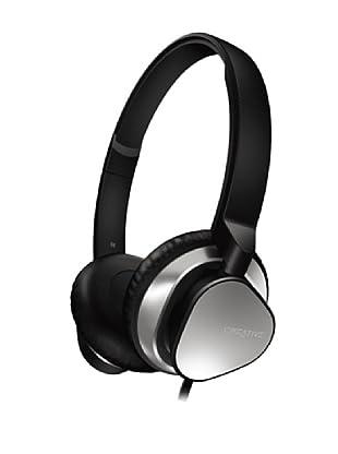 Creative Hitz MA2300 - Auriculares de diadema cerrados, color negro