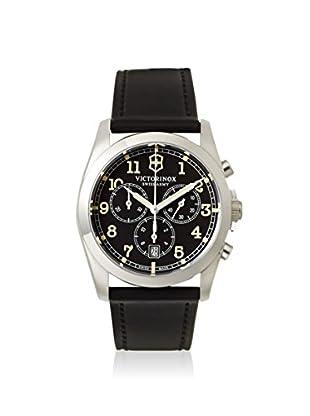 Victorinox Swiss Army Men's 241588 Infantry Black Leather Watch