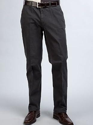 PEDRO DEL HIERRO Pantalón Vestir (verde oscuro)