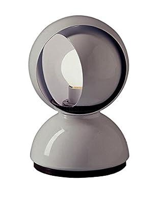 Artemide Tischlampe Eclisse weiß Ø 12 H 18 cm