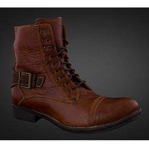 WOODLAND - MEN'S BOOT - GB 0914110 - BROWN