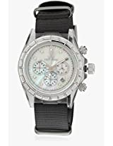 W Tw9009gyc Black/Silver Chronograph Watch Toy Watch