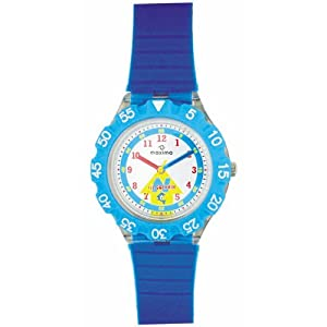 Maxima-E-04465Ppkw Analog Children's Watch