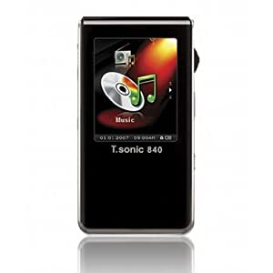 Transcend T.sonic 840 4GB Mp4 Player