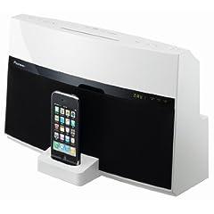 DVD SPEAKER SYSTEM FOR iPod(ブラック)[XW-NAV1-K] - Pioneer