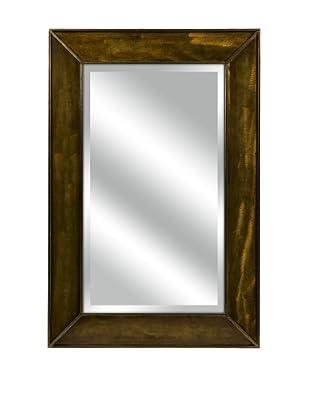 Carolyn Kinder Bronze-Finsh Wall Mirror
