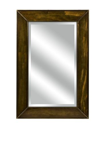 Carolyn Kinder Bronze Finsh Wall Mirror