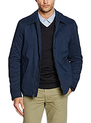 Dockers Jacke Lay Down Collar Zip Front