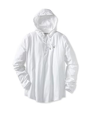 Spenglish Men's Hoodie (White)