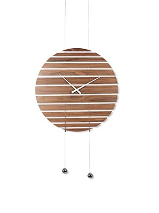 NeXtime Wooden Room Divider Clock (Wood)