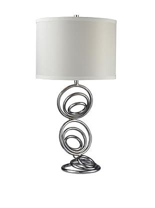 Artistic Lighting Franklin Park Table Lamp, Chrome
