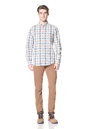 Ben Sherman Men's Kensington Shirt (Golden Corn)