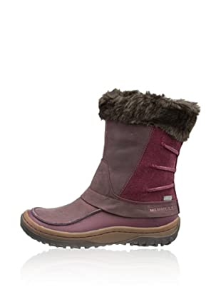 Merrell Botas Decora Minuet Waterproof Snow (Marrón)