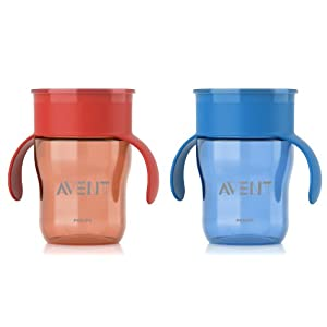 Philips AVENT 2 Count BPA Free Natural Drinking Cup