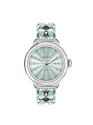 Glam Rock Women's GR77027 Bal Harbour Green Stainless Steel Watch