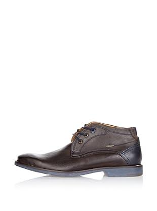 Fretz Men Zapatos Charlotte (Moka / Azul)