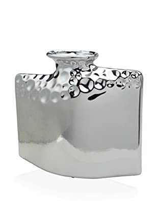 Pacific Décor Small Droplet Vase (Deep Silver)