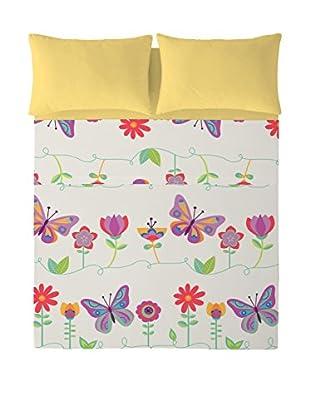 Valentina Juego De Sábanas Happy Butterflies