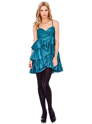 Rare London Cocktailkleid Tierojo Babydoll