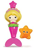 Munchkin Splash Along Mermaid Bath Toy (Discontinued by Manufacturer)